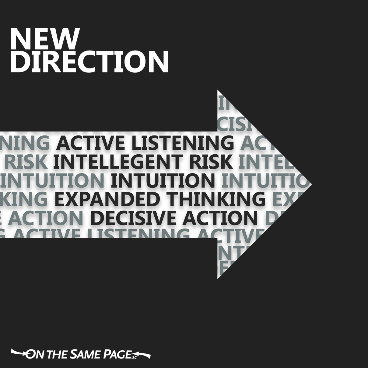 Change Communication - New Direction