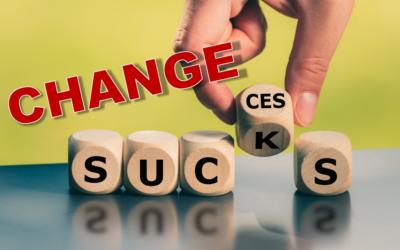 Make Change Suck Less – Episode #1